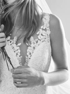 Abito sposa mod. OLITE linea WHITE ONE -PRONOVIAS