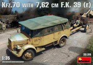 Kfz.70 & 7,62 cm F.K. 39 ( r )