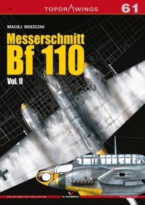 Messerschmitt Me-110 Vol. II