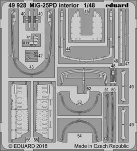 MiG-25PD interior ICM