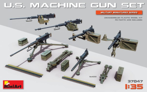 U.S. MACHINE GUN SET
