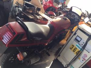 Ricambi usati Honda CBX 750 F