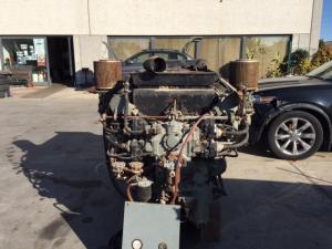 Motore Continental V12 Benzina Carrarmato