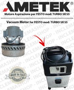 TURBO SR 5E ASPIRAZIONE AMETEK pour aspirateur FESTO-2