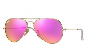 Ray-Ban RB3025 58-14 Aviator Flash