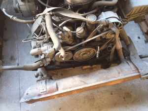 Motore Volkswagen T3
