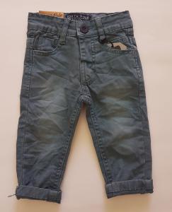 Pantalone da neonato 3-30 mesi color avio