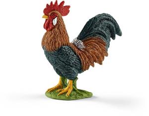 SCHLEICH FARM LIFE ANIMALI DELLA FATTORIA GALLO 13825