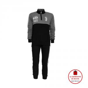 JUVENTUS pigiama felpa cotone ragazzo official product