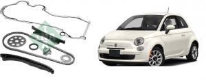 Kit catena distribuzione 1.3 Multijet per Fiat 500