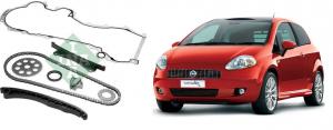 Kit catena distribuzione 1.3 Multijet per Fiat Grande Punto e Punto EVO