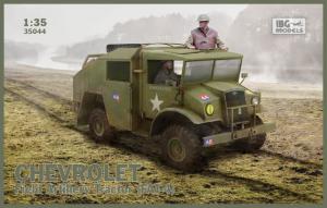 Chevrolet Field Artillery Tractor (FAT-4)