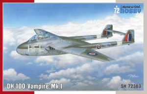 DH.100 Vampire Mk.I