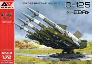 S-125 'NEVA' Surface-to-Air Missile System
