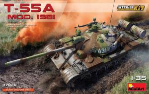 T-55A MOD.1981 INTERIOR KIT