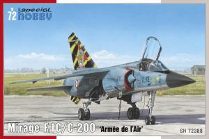 Mirage F.1C/ C-200