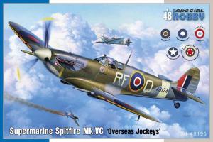 Spitfire Mk.VC 'Overseas Jockeys'