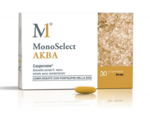 MONOSELECT AKBA - INTEGRATORE A BASE DI BOSWELLIA SERRATA