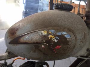 Ciclomotore da panettiere