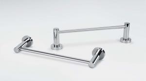 Porta salviette cm 33,5 per il bagno serie Plus Colombo design