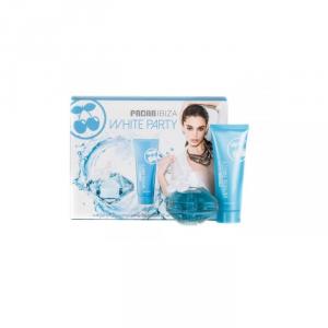 Pacha Ibiza White Party Eau De Toilette Spray 80ml Set 2 Parti 2018