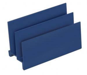 Portafoglietti barents blu cm.9x3x5h