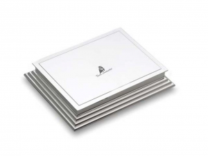 scatola portasigarette argentata cm.17,4x13,4x2,6h