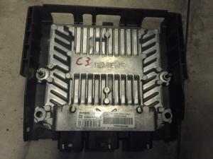 ECU CENTRALINA MOTORE CITROEN JUMPER 3.0 HDI SIEMENS 5WS40172C-T, 5WS40172CT, HW 9648624280, SW 9655939080, SID804