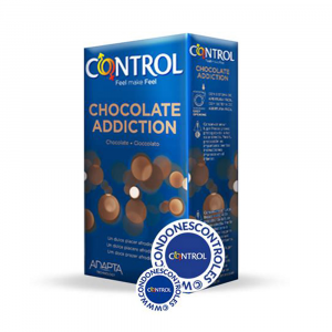 2x Control Chocolate Addiction