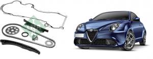 Kit catena distribuzione 1.3 Multijet per Alfa Romeo Mito