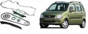 Kit catena distribuzione 1.3 CDTI per Opel Agila