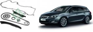 Kit catena distribuzione 1.3 CDTI per Opel Astra J