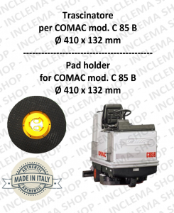 C 85 B trascinatore for Scrubber Dryer COMAC-2