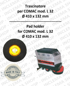 L 32 Treiberteller für Scheuersaugmaschinen COMAC