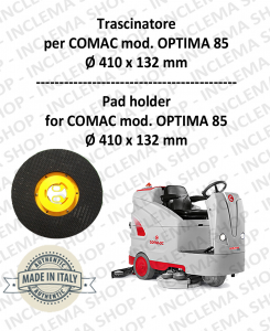 OPTIMA 85 Plateau (Pad Holder) pour autolaveuses COMAC