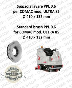ULTRA 85 Standard Bürsten PPL 0,6 für Scheuersaugmaschinen COMAC