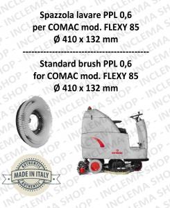 FLEXY 85 Standard Bürsten PPL 0,6 für Scheuersaugmaschinen COMAC