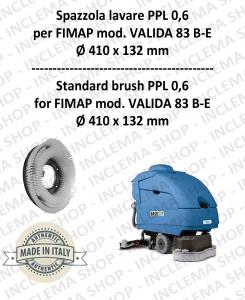 VALIDA 83 B- E Cepillo Standard PPL 0,6 para fregadora FIMAP