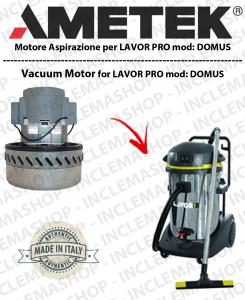DOMUS Vacuum Motor Amatek for vacuum cleaner LAVOR