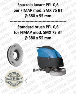 SMX 75 Standard Bürsten PPL 0,6 für Scheuersaugmaschinen FIMAP