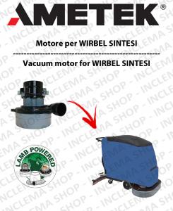 SINTESI Saugmotor AMETEK für Scheuersaugmaschinen WIRBEL