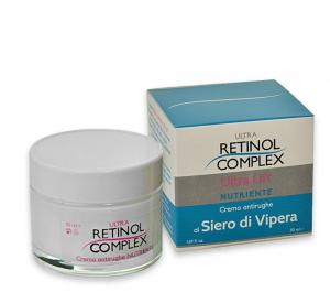 Crema Antirughe Siero di Vipera Retinol Complex