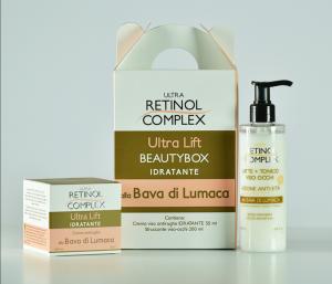 Beauty Box Bava di Lumaca Retinol Complex