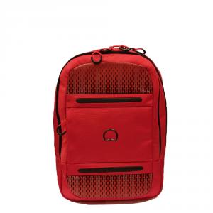 Delsey - Montsouris - Zaino misura m protezione pc edizione limitata rosso cod. 2365600
