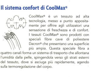 Cuscini Gel Memory tessuto Coolmax