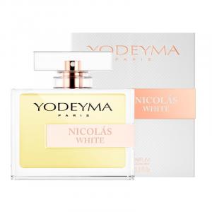 NICOLAS WHITE Eau de Parfum 100 ml Profumo Donna