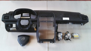 Kit air bag completo usato originale Mercedes-benz classe a serie dal 2004 al 2013