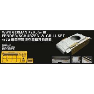GERMAN III SCHURZEN& GRILL SET