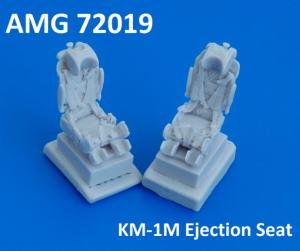 KM-1M Ejection Seat (MiG-21, MiG-23, MiG-25, MiG-27)