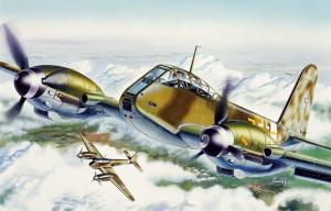 Me-410 ''Hornisse''